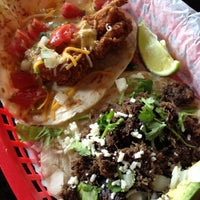 Photo taken at Torchy's Tacos by Adrian E. on 3/30/2012