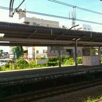 Photo taken at Tennodai Station by kou_kou_2011 on 9/10/2012