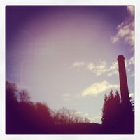 Photo taken at Masson Mills by Rhys A. on 2/13/2012