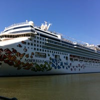 Photo taken at Norwegian Gem by Ellen G. on 5/19/2012