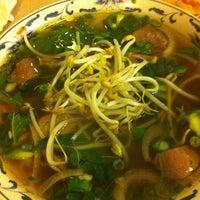 Photo taken at Viet Huong Vietnamese Restaurant by Nick R. on 2/20/2012