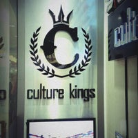 Photo taken at Culture Kings by Julius i. on 4/19/2012