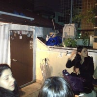 4/21/2012 tarihinde Ellis P.ziyaretçi tarafından bar bonobo'de çekilen fotoğraf