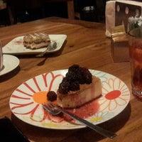 Photo taken at Alda Café by Felipe P. on 7/27/2014