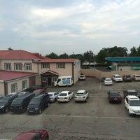 "Photo taken at Hotel ""Оазис"" by Guosijia on 8/14/2014"