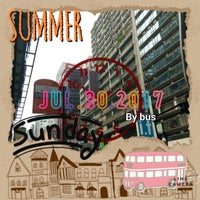 Photo taken at Shantung Street Bus Stop 山東街巴士站 by Anthony C. on 7/30/2017
