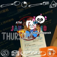 Photo taken at Standard Chartered Bank 渣打銀行 by Anthony C. on 1/4/2018
