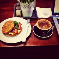 Photo taken at Wholemeal Cafe by Donny M. on 11/19/2013