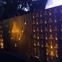 Photo taken at Evento de lanzamiento @Tequila8Mesas #NocheMemorable by Constanza R. on 3/14/2014