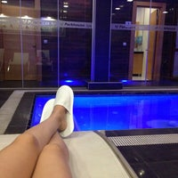 Photo taken at Massage Parkhouse&SPA ESSENTİALS by Mervee on 9/11/2015
