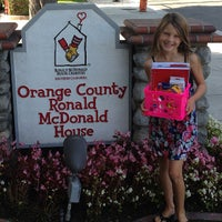 Photo taken at OC Ronald McDonald House by Shelby B. on 8/12/2013