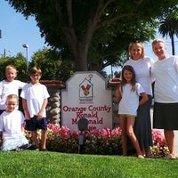Photo taken at OC Ronald McDonald House by Shelby B. on 7/10/2013