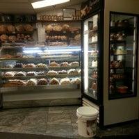 Photo taken at Gian Piero Bakery by Maria M. on 10/29/2012