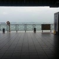 Foto scattata a Pulau Bukom Ferry Jetty da @nn@ il 12/18/2013