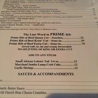 Photo taken at Kreis' Steakhouse by Alfredo M. on 10/1/2014
