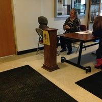 Photo taken at Saint Mary's Parish Center by Alfredo M. on 1/26/2014