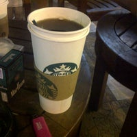Photo taken at Starbucks by Cicilya S. on 9/20/2012