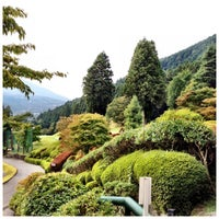 Photo taken at Fujiya Hotel Sengoku Golf Course by muu91 on 10/13/2012