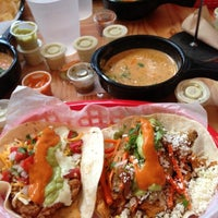 Photo taken at Torchy's Tacos by Vin D. on 6/14/2013