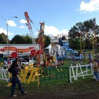 รูปภาพถ่ายที่ World Maker Faire โดย Billy R. เมื่อ 9/30/2012