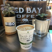 Photo taken at Red Bay Coffee Box by Andrew L. on 7/23/2016