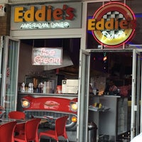 Photo taken at Eddie's Diner by Fatma A. on 7/16/2014