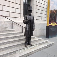 Photo taken at New-York Historical Society Museum & Library by Jim K. on 8/31/2013