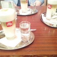 Photo taken at Cafe Central by Sürmeli C. on 2/19/2015