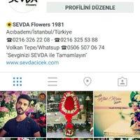 Photo taken at Sevda Flowers by Sevda Flowers on 7/2/2015