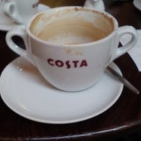 Photo taken at Costa Coffee by Taka C. on 7/21/2014