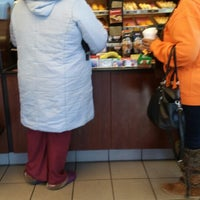 Photo taken at Dunkin Donuts by Agustin L. on 2/3/2015