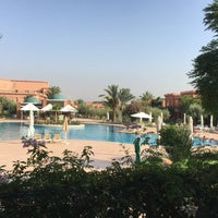 Photo taken at Hotal riad Mogador agdal by Mariamahh on 9/8/2016