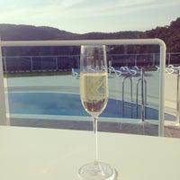 5/28/2014 tarihinde Lisa D.ziyaretçi tarafından Garcia Resort & Spa'de çekilen fotoğraf