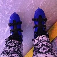 Photo taken at Blackburn Ice Arena by Lisa D. on 3/22/2014