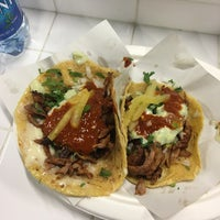 Photo taken at Los Tacos No. 1 by Gene H. on 12/13/2017