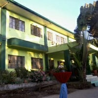 Photo taken at Nazareth Institute of Alfonso by Junpong D. on 3/19/2013