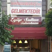 Photo taken at Eyüp Sultan Tulumbacısı by Ilyas Ö. on 6/13/2015