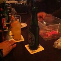Photo taken at Irish Pub St. Patrick's by Zaira A. on 10/31/2012