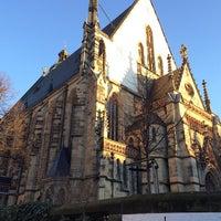 Foto tirada no(a) Thomaskirche por Patrick K. em 12/30/2013