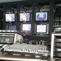 Photo taken at Radio Y Television De Veracruz by Lizbeth I. on 9/11/2014