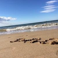 Photo taken at Пляж by Lillia K. on 7/29/2014