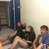Photo taken at Plimpton Residence Hall by Anastasia on 7/19/2015