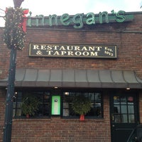 Photo taken at Finnegan's Restaurant & Taproom by Riceman on 12/22/2012