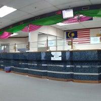 Photo taken at Lembaga Hasil Dalam Negeri ( Pejabat Duti Setem), Wisma KWSG, Kuala Lumpur by John C. on 1/7/2014
