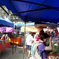 Photo taken at Sri Petaling Morning Market by John C. on 1/19/2014