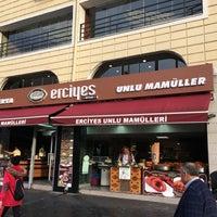 Photo taken at Erciyes Unlu Mamulleri by Ugr B. on 5/23/2016