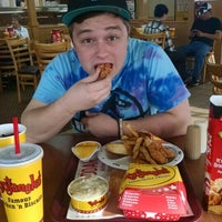 Photo taken at Bojangles' Famous Chicken 'n Biscuits by Jack H. on 12/13/2015
