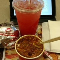 Photo taken at Wendy's by Don - Gem State T. on 5/8/2016