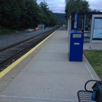 Photo taken at Metro North / NJT - Sloatsburg Station (MBPJ) by Patrick D. on 7/25/2013