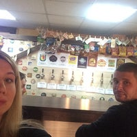Photo taken at пивбар Разлив by Ирина К. on 8/30/2014